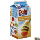 Dole 100% Orange Pineapple Banana Juice Blend
