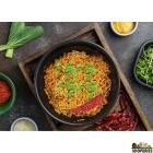 Hyderabadi Dragon Fried Rice With Schezwan Gravy {{spicy}} {{spicy}} {{spicy}}