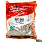 Dwaraka Organic moong whole - 2 lb