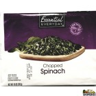 Everyday Essential Chopped Spinach (Frozen) - 3lb