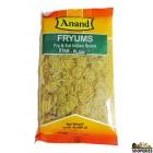 Anand Fryums Star Plain 400 Gms (14 OZ)