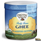Organic valley organic ghee - 13 Oz