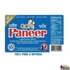Gopi Paneer Indian cheese - 2.5 lb (MEDIUM block)