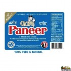 Gopi Paneer Indian Cheese - 2.5 Lb (medium Block)