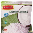 Anand Fresh Frozen Grated Coconut 1 lb
