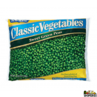 Green Peas (Frozen) - 300gm
