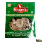 Ganesh Rice Crispies Green Chilli - 150g