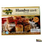 Garvi Gujarati Frozen Handvo (Fried lentils Cake) - 340 Gms