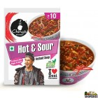 Ching's Secret, Hot & Sour Instant Soup, 55 Gms (3 Count)