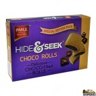Parle Hide and Seek Choco Rolls - 250gms