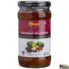 Shan Hydrabadi Mixed Vegetable Pickle - 1 kg