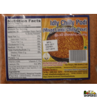 GRAND SWEETS Idli Chilli PODI 200 G