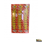 WC 8Inch Gold Sparklers - 3 Pack
