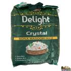 Deccan Delight crystal Sona Masoori Rice - 20 lb