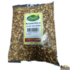 Roasted Chana Whole with skin - 1lb