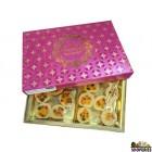 Prabhu Sweets Kaju Fruit Roll - 1 lb