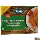 Kandy Foods Veg Patties - 454 Gm