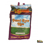 Kaveri Ponni Raw Rice - 20 Lb