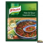 Knorr Soups - Chinese Hot & Sour Veg Soup - 43 Gm Pouch