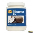 KTC Coconut Oil - 17 Oz