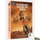 Legendary Rulers Of India - (15 In 1) Hard Cover
