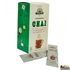 Vedic Mix Lemongrass Chai Latte – Sweetened - 10 servings
