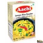 AACHI LEMON RICE POWDER - 7 Oz