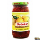 Bedekar lime chilli PICKLE - 400g