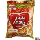 Britannia Little Hearts Biscuits - 75g