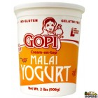 Gopi Malai Cream on Top Whole Milk Yogurt  -2 lb