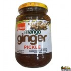 Eastern Mango Ginger Pickle - 400g