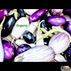 Organic Mixed Eggplant  - 1 Lb