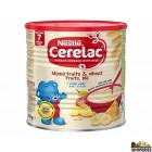 Cerelac 5 Cereal With Mixed Fruits and  Milk 400g