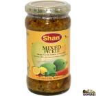 Shan Punjabi Mixed Vegetable Pickle - 300g