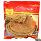 Deep Mix Veg Paratha - 4 Pc