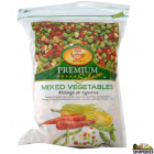 Deep Frozen Mixed Vegetables Pack - 2 lb