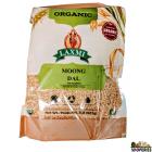 ORGANIC Laxmi Yellow Moong Dal Split - 2 lb