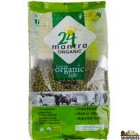 ORGANIC GREEN MOONG WHOLE - 4 lb