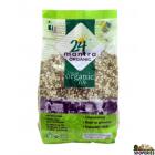 ORGANIC GREEN MOONG DAL chilka - 1 lb