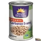 Wild harvest Organic Garbanzo Beans - 15 Oz