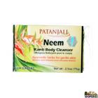 Patanjali Neem Kanti Body Cleanser - 75 g