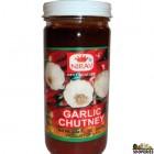 Nirav Garlic Chutney - 8 OZ
