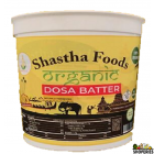 Shastha Organic dosa Batter (Small) - 30 Oz