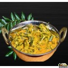 Adyar Kitchen Okra Yogurt Curry {{veg}} - 24 Oz