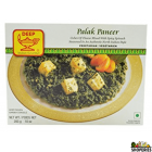 Deep Palak Paneer (Frozen) - 10 Oz