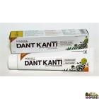 Patanjali Dant Kanti Dental Cream - 100gm (Neem)
