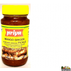 Priya Mango Ginger Pickle - 300g