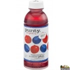 Purity Organic Flavored Juice Drink Pomegranate & Blueberry Plus - 16 Oz