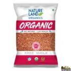 Nature land organic Ragi Whole - 2 lb