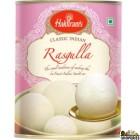 Haldirams Rasgulla Tin - 1 kg